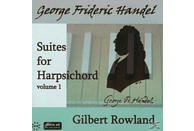 Gilbert Rowland - Suites for Harpsichord Vol.1 [CD]