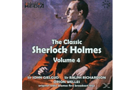 Gielgud ,Sir John / Richardson, Sir Ralph / Welles, Orson - The Classic Sherlock Holmes Vol.4 (engl.) - (CD)