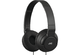 JVC Hoofdtelefoon On-ear (HA-S180-B-E)