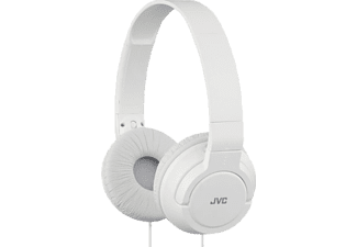 JVC Hoofdtelefoon On-ear(HA-S180-W-E)