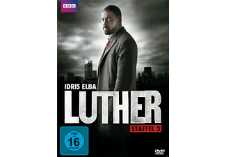 Luther - Staffel 3 - (DVD)