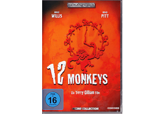 12 MONKEYS (SPECIAL EDITION) - (DVD)