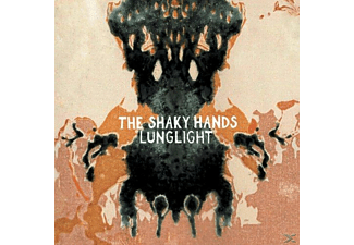 The Shaky Hands - Lunglight - (CD)