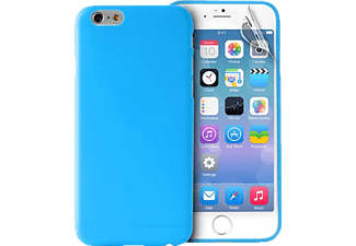PURO PU-113444 Ultra Slim 0.3 Backcover Apple iPhone 6 Polycarbonat Blau