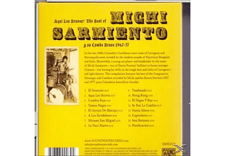Michi Y Su Combo Bravo Sarmiento - Aqui Los Bravos! - The Best Of - (CD)