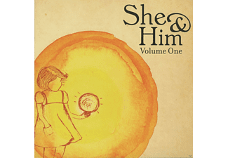 She & Him - Vol.1 (Jewel Case) - (CD)