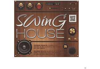 VARIOUS - Swing House - (CD)