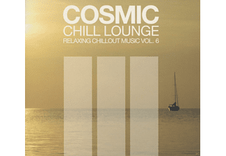 VARIOUS - Cosmic Chill Lounge Vol.6 - (CD)
