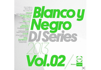 VARIOUS - Blanco Y Negro DJ Series 2013 Vol.2 - (CD)