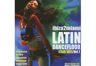 VARIOUS - ibiza2miami Latin Dancefloor Club Hits 1 (Official - (CD)