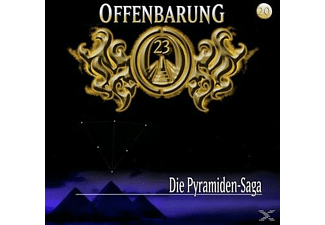 Offenbarung 23 - Die Pyramiden-Saga - 1 CD - Science Fiction/Fantasy