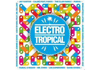 VARIOUS - Electro Tropical - (CD)