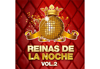 VARIOUS - Reinas De La Noche Vol.2 - (CD)