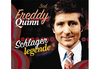 Freddy Quinn - Schlager Legende - (CD)