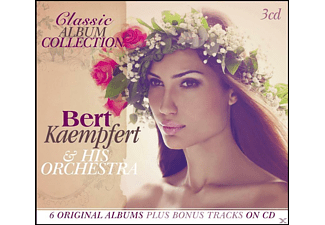 Bert & His Orchestra Kaempfert - Classic Album Collection [CD]