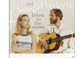 Nina & Frederik - Listen To The Ocean-51 Classic TR - (CD)
