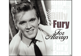 Billy Fury - For Always - (CD)