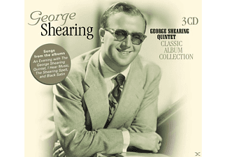 George Shearing - Classic Album Collection - (CD)