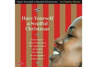VARIOUS - Have Yourself A Soulful Christmas - (CD)