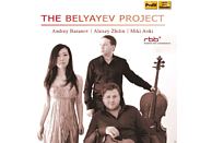 Miki Aoki, Andrey Baranov, Alexey Zhilin - The Belyayev Project [CD]