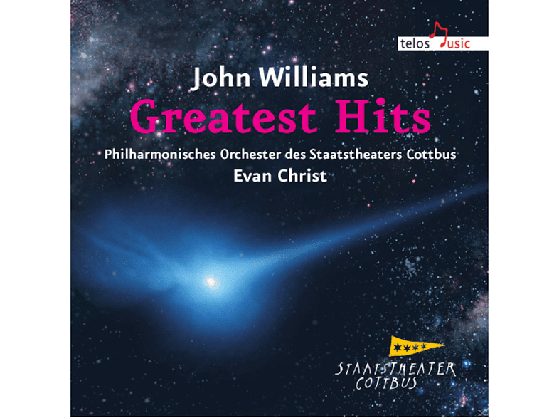 Philharmonisches Orchester des Staatstheater Cottbus - Greatest Hits [CD]