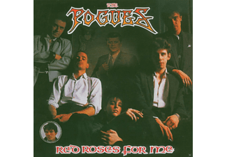 The Pogues - Red Roses For Me - (CD)