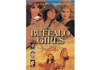 Buffalo Girls - (DVD)
