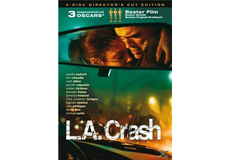 L.A. CRASH (DIRECTOR S CUT) - (DVD)