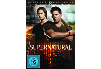 Supernatural - Staffel 8 - (DVD)