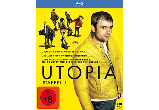 Utopia - Staffel 1 - (Blu-ray)