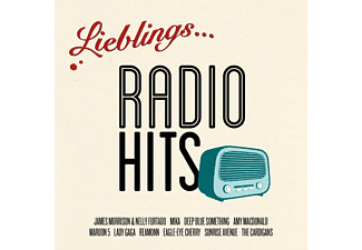 VARIOUS - Lieblings - Radio Hits - (CD)