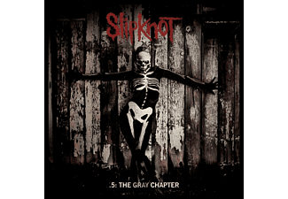 Slipknot - .5:The Gray Chapter - (CD)
