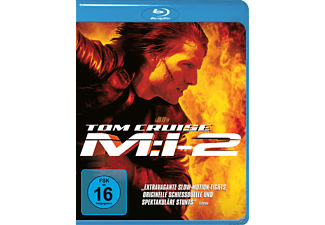 Mission Impossible 2 - (Blu-ray)