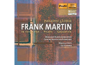 Marcello Munich Radio Symphony Orchestra & Viotti - IN TERRA PAX/ PILATE/ GOLGOTHA - (CD)