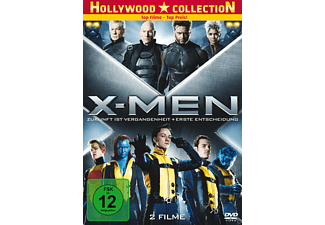 X-Men Doppelbox - (DVD)