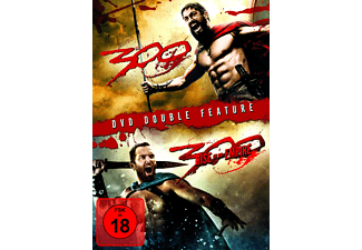 300 & 300 - Rise Of An Empire - (DVD)