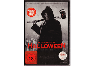 The Night Before Halloween (Uncut) - (DVD)
