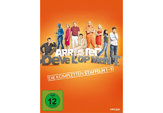 Arrested Development - Staffel 1-3 - (Blu-ray)