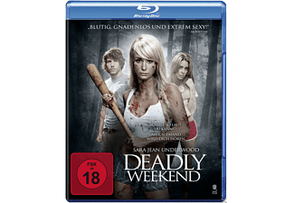Deadly Weekend - (Blu-ray)