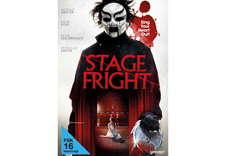 Stage Fright - (DVD)