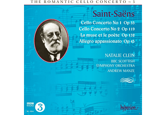Natalie Clein, Bbc Scottish Symphony Orchestra - The Romantic Cello Concerto 5 - (CD)