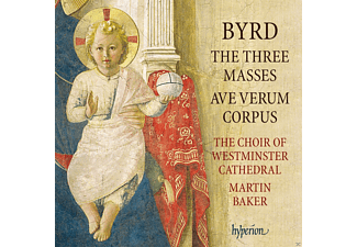 The Choir Of Westminster Cathedral - The Three Masses - (CD)
