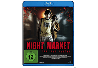 Night Market - Tödliche Fracht - (Blu-ray)