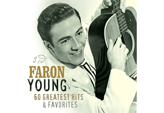 Faron Young - Greatest Hits & Favorites - (CD)