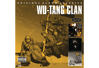 Wu-Tang Clan - Original Album Classics: Wu-Tang Clan - (CD)