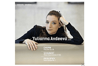 Yulianna Avdeeva - Yulianna Avdeeva [CD]