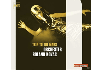 Roland Kovac - Trip To The Mars - (CD)
