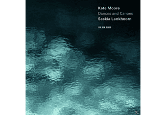 Saskia Lankhoorn - Dances And Canons - (CD)