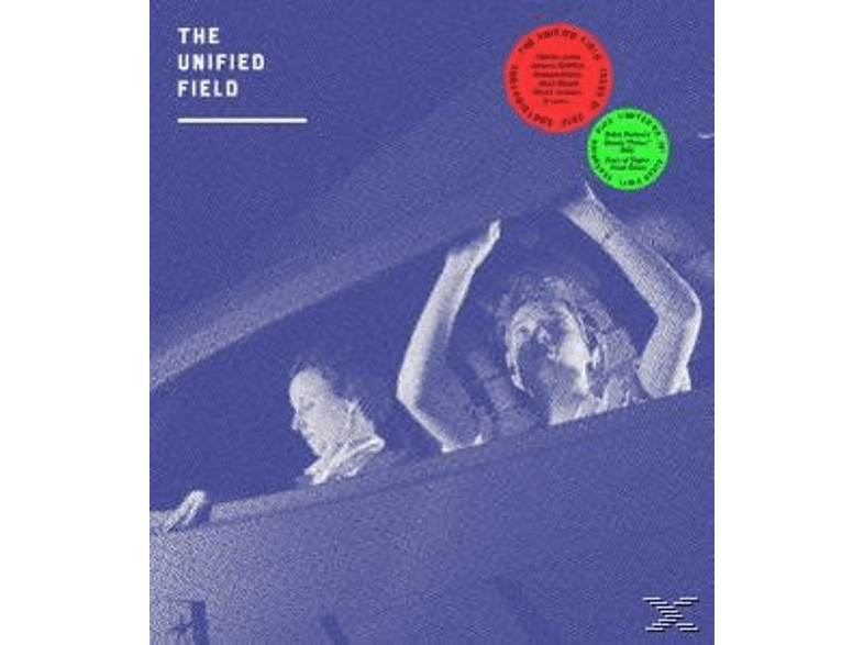 """VARIOUS - The Unified Field 01 (10""""+Book) [EP (analog)]"""