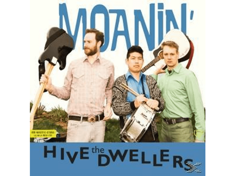 The Hive Dwellers - Moanin' [Vinyl]